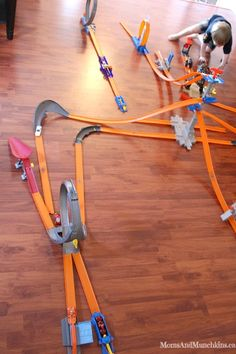 Hot Wheels Track Builder Challenge - Building The Ultimate Hot Wheels Track #HWTrackBuilder