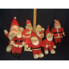 vintage santa claus dolls - Google Search