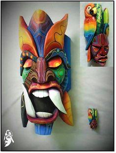 máscaras indígenas de costa rica - Mascara5 - Máscaras indígenas de Costa Rica - photo