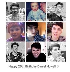 I was at a sleepover with my friends and one of them knew about dan and Phil so at like 11:00pm I looked at her and said OH SHIT ITS DANS BIRTHDAY and she stared at me then was like Oh yeah and we started freaking out