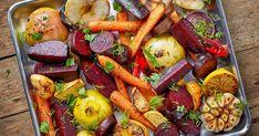 Gemüse aus dem Ofen ist leicht gemacht, aber oft fehlt ihm einfach der Geschmack. Mit diesem Trick gelingt's bestimmt