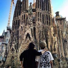 사그라다 파밀리아 성당  Temple Expiatori de la Sagrada Família Templo Expiatorio de la Sagrada Familia