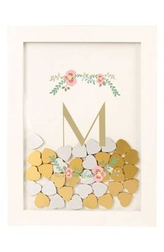 Cathy's Concepts Monogram Love Heart Drop Guest Book | Nordstrom #book #cathy #Cathys #concepts #drop #guest #heart #love #monogram #nordstrom Cute Love Heart, Valentine Day Gifts, Valentines, Dream Wedding, Wedding Day, Wedding Dreams, Grandma Birthday, Wooden Hearts, Sweet Sixteen