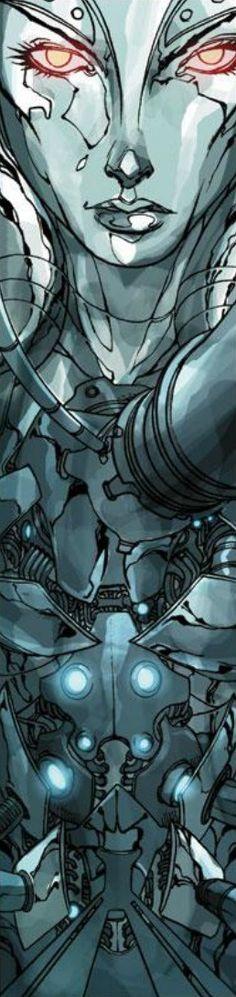 Jocasta screenshots, images and pictures - Comic Vine