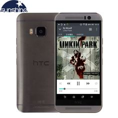 """Brand Name:                         HTC                      Free Shipping  US $145.99 - 158.99 / piece   Original Unlocked HTC One M9 LTE 4G Android Mobile Phone Octa Core 3GB RAM 32GB ROM 5.0""""20.0 MP Smartphone #popular #mobile #phones #useful"""