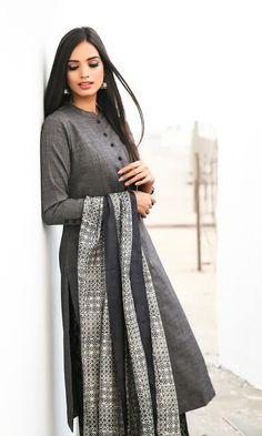75bb826b8b kurta girl, tussar silk sarees, shop designer sarees @ http://ladyindia