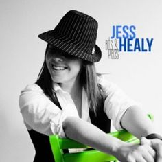 """Cover for Jess Healy's debut CD: """"Bits & PIeces"""" http://jesshealymusic.com"""