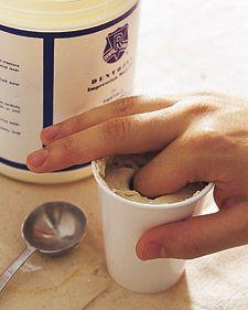 Severed Finger Invitation - Martha Stewart Holiday & Seasonal Crafts