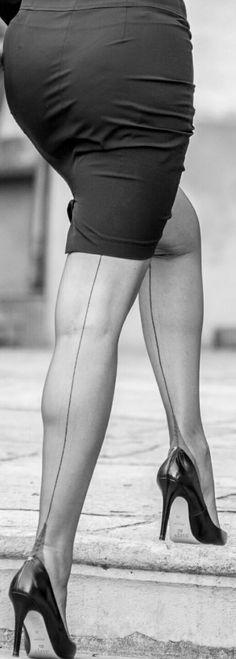 Nylon pantyhose stocking colleen lopez right!