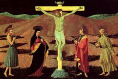 Christ at the Cross, by Paolo Uccelo