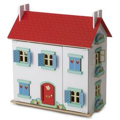 Strawberry Villa Dolls House - Love this