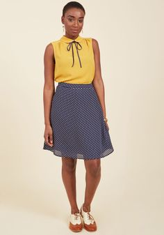 Working Title A-Line Skirt | ModCloth