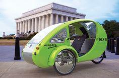 It's a Car … It's a Bike … It's an ELF! :: American Way Magazine
