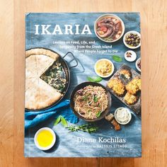Cookbook about the mediterranean diet from the people who invented it
