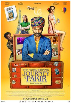 The Extraordinary Journey Of The Fakir - Movie Trailers - iTunes Free Bollywood Movies, Erin Moriarty, Font Generator, Maila, Movies To Watch Online, Get Shot, Movie Releases, Tv Shows Online, Tamil Movies