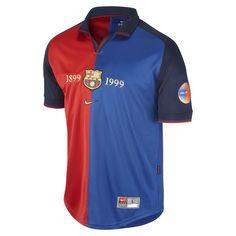 FC Barcelona Centennial shirt 1899 - 1999