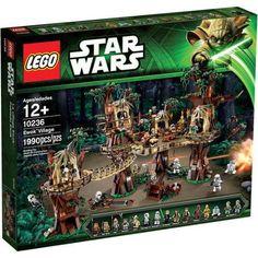 LEGO Star Wars Ewok Village Play Set