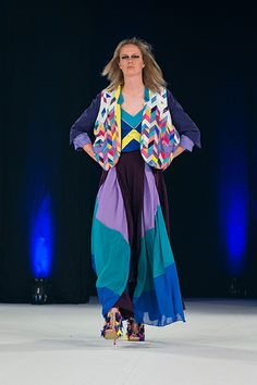 My collection Mesmerize.#color #fashion #pattern