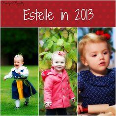 R4R Saturday Spam:Royal Retrospect 2013 Princess Estelle