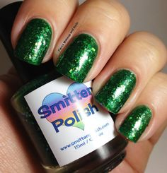 Smitten Polish | The Isabella Emerald