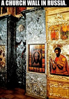"""So if this is known in Russia, and The Black Madonna & child is worshipped WORLDWIDE, then why only in Amerikkka you're only told about """"white Jesus"""" who is actually Cesar Borgia? (One for the preachers to answer)"""