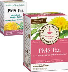 PMS Tea® dandelion, chicory root, parsley, nettle,