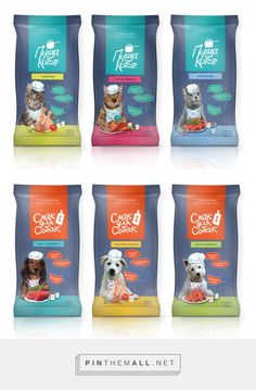 Pet Food Packaging - Pet Treats Packaging and Pet Food ...
