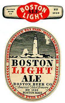 Boston Light Ale