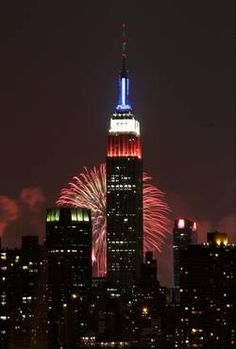 4th of july 2012 nyc