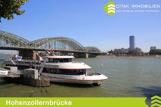 Köln-Altstadt-Nord-Hohenzollernbrücke