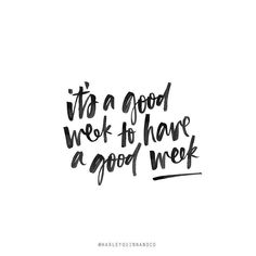 """Harley Quinn & Co. on Instagram: """"Monday motivation. It's a good week to have a good week. Starting the week with some positivity (although I am secretly just dreaming of the weekend and more sleep-ins) """""""