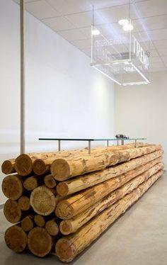 Cuando la creatividad se agudiza y se hacen bien las cosas, se puede decorar un espacio comercial por muy poco, simplemente tienes que ser...