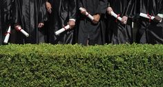 Congratulations! You've just accomplished something I never managed to do—earn a college degree. Between your commencement speaker and every aunt and