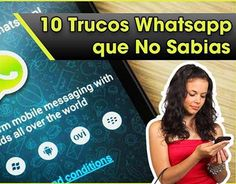 "Check out new work on my @Behance portfolio: ""10 Trucos en Whatsapp que NO Sabias y DEBES Conocer!"" http://be.net/gallery/45891289/10-Trucos-en-Whatsapp-que-NO-Sabias-y-DEBES-Conocer"