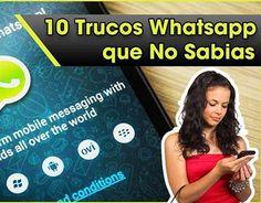"""Check out new work on my @Behance portfolio: """"10 Trucos en Whatsapp que NO Sabias y DEBES Conocer!"""" http://be.net/gallery/45891289/10-Trucos-en-Whatsapp-que-NO-Sabias-y-DEBES-Conocer"""