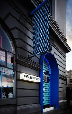 Urban Attitude by HASSELL