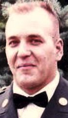 Army SSG Andrew R. Pokorny, 30, of Naperville, Illinois. Died June 13, 2003, serving during Operation Iraqi Freedom. Assigned to 3rd Air Defense Artillery, 3rd Armor Cavalry Regiment, Fort Carson, Colorado. Died of injuries sustained when his vehicle threw a track, went over a 4-foot drop and rolled over during combat operations in Asad, Anbar Province, Iraq.