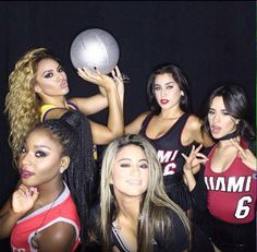 Fifth Harmony Balling!