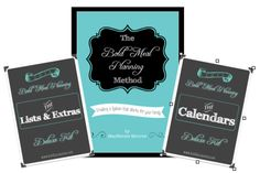 The Bold Meal Planning Method Deluxe Kit