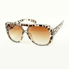 Oversized Aviator Sunglasses, 80's Sunglasses, Eyewear, Eye Candy, Aviation, Unisex, How To Wear, Fashion, Eyeglasses