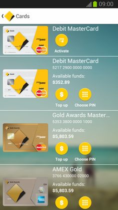 CommBank mobile banking app w/ NFC payments Mobile Ui Design, App Design, Iphone Interface, Financial Website, Mobile App Ui, Interactive Design, Data Visualization, Ui Ux, Android Apps