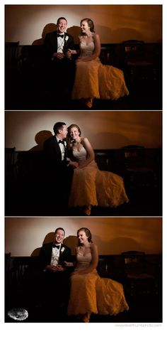 What a fun couple in Eagle Tavern this past weekend! Silver Thumb Photography
