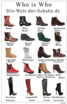 Wissen Sie, was D´Orsay Pumps oder Pony-Heels sind? Wenn nicht, lohnt sich ein Blick in unser Schuhlexikon