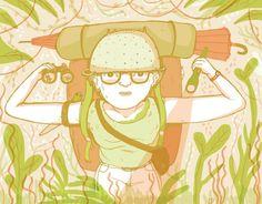 """Cristina Portolano è nata a Napoli nel 1986 e vive a Bologna. Ha studiato illustrazione e fumetto all'Art Academy di Bologna e all'EnsAD di Parigi. Nel 2014 è stata premiata come """"Autore Rivelazione"""" al Treviso Comics Book Festival. Ha partecipato a diverse mostre collettive."""