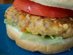 Lentil-Grain Burgers My Kids Will Eat!