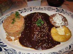 Frida: Mole Poblano