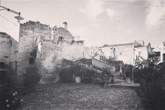 """Il """"vicinato"""". #matera #italy"""