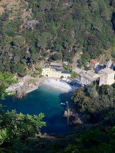 San Fruttuoso (Genoa), Liguria.