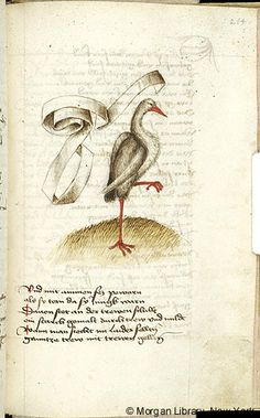Literary, MS M.763 fol. 214r - Images from Medieval and Renaissance Manuscripts - The Morgan Library & Museum