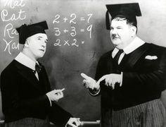 """""""A Chump At Oxford"""" (1940)"""
